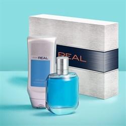 1292522 Парфюмерно-косметический набор для мужчин Avon Real - фото 5964