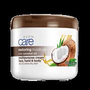 16617 Крем для лица и тела «Масло кокоса. Восстановление», 400 мл