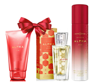 00043 Набор № 43 Avon Alpha for her