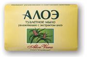 СВ-10585 Туалетное мыло  Алоэ  100гр