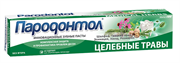 СВ-41230 Зубная паста  Пародонтол  целебные травы 124 гр.