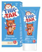 СВ-41889 Детская зубная паста  ТИК-ТАК  фруктовое мороженое 2+ 62гр