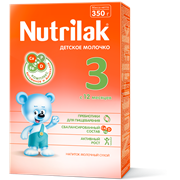 НТ-2015 Нутрилак-3 с 12 месяцев 350 гр.