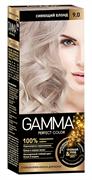 СВ-71361 Стойкая крем-краска GAMMA PERFECT COLOR тон 9.0 Cияющий блонд