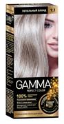 СВ-71537 Стойкая крем-краска GAMMA PERFECT COLOR тон 9.1 Пепельный блонд 48 гр