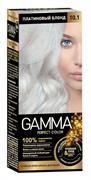 СВ-71568 Стойкая крем-краска для волос GAMMA PERFECT COLOR, тон 10.1 Платиновый блонд 48 гр