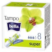 BE-032-SU08-018 Тампоны  Tampo bella Super по 8 шт.