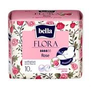 BE-012-RW10-096 Bella Flora Rose 10