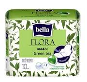 BE-012-RW10-098 Bella Flora Green tea 10