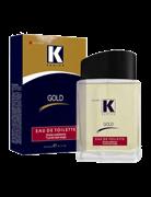KG-B02-0100-0G3 Туалетная вода для мужчин KANION Gold 100мл