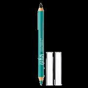 04103 Двустороний карандаш для глаз  Кайал , BLACK AND TURQUOIS 2 г.