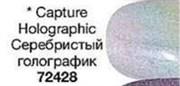 72428 Лак для ногтей Гель-эффект HOLOGRAPHIC CAPTURE 10 мл.