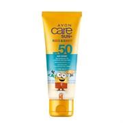 1317455Kids Солнцезащитный крем для детской кожи SPF 50, 120 мл